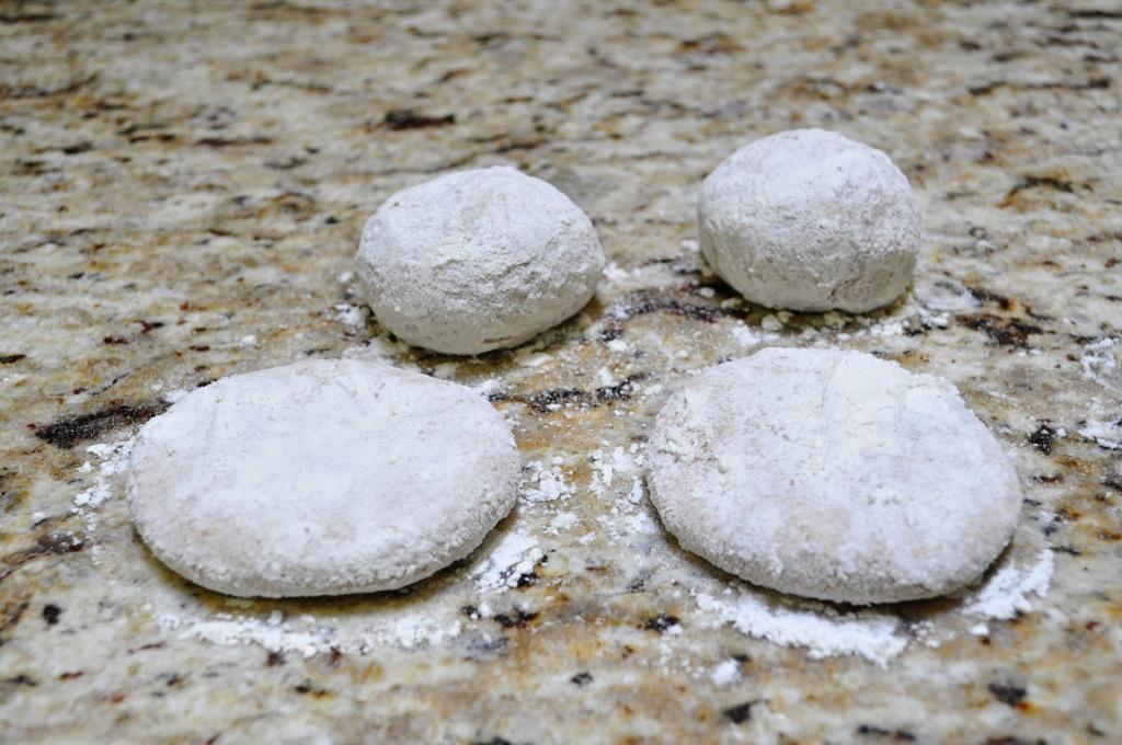 dough disks