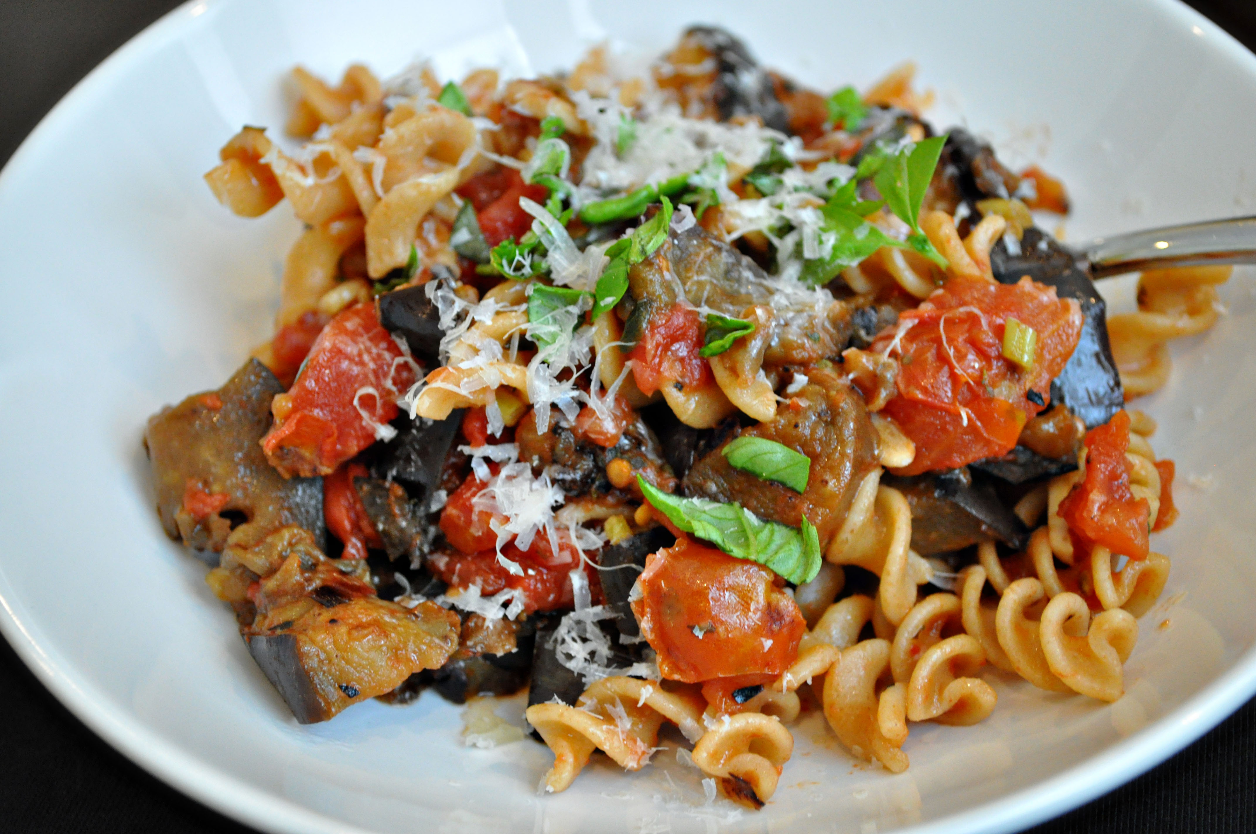 spaghetti alla puttanesca italiano