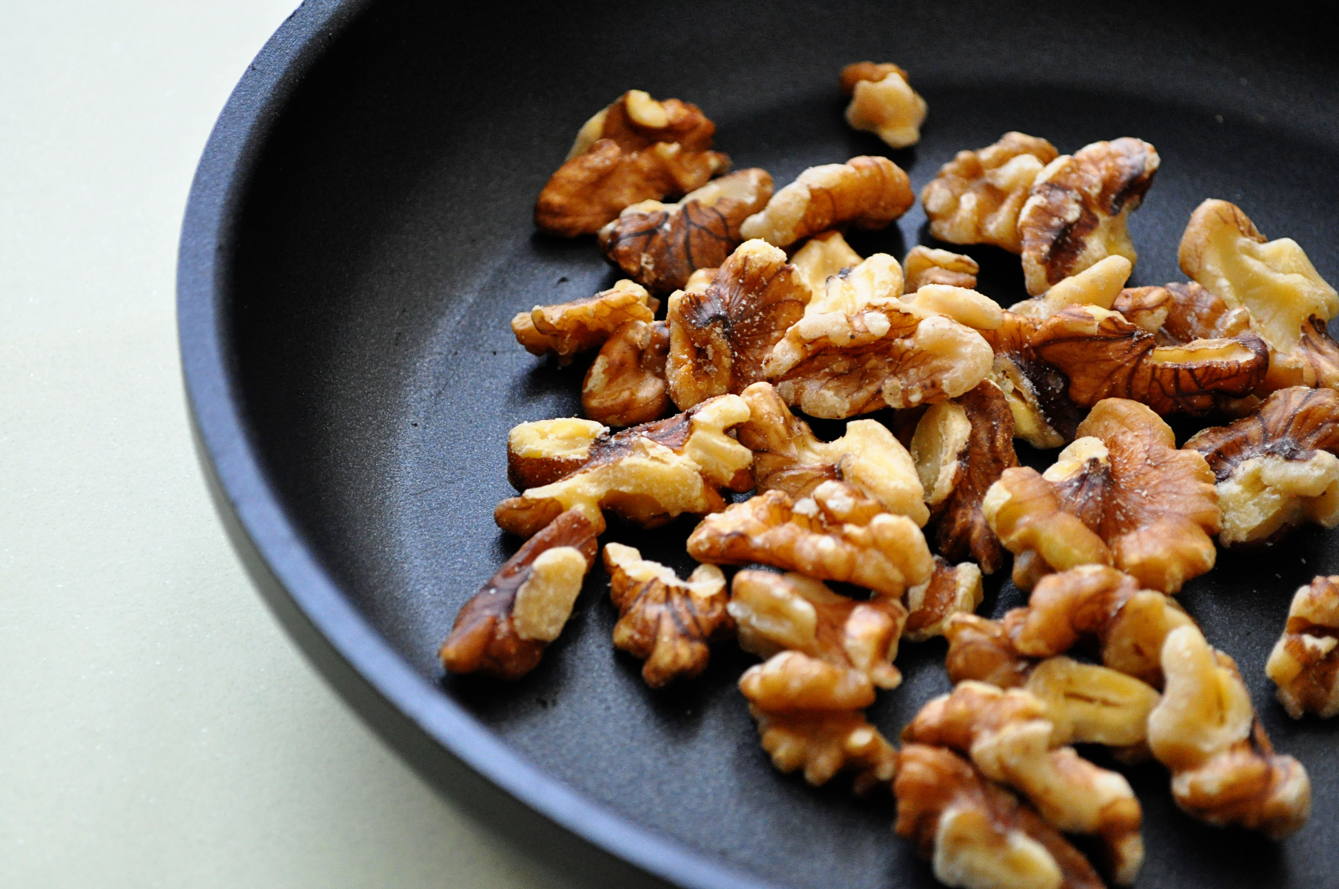 with bacon and candied walnuts spiced walnuts spiced candied walnuts ...