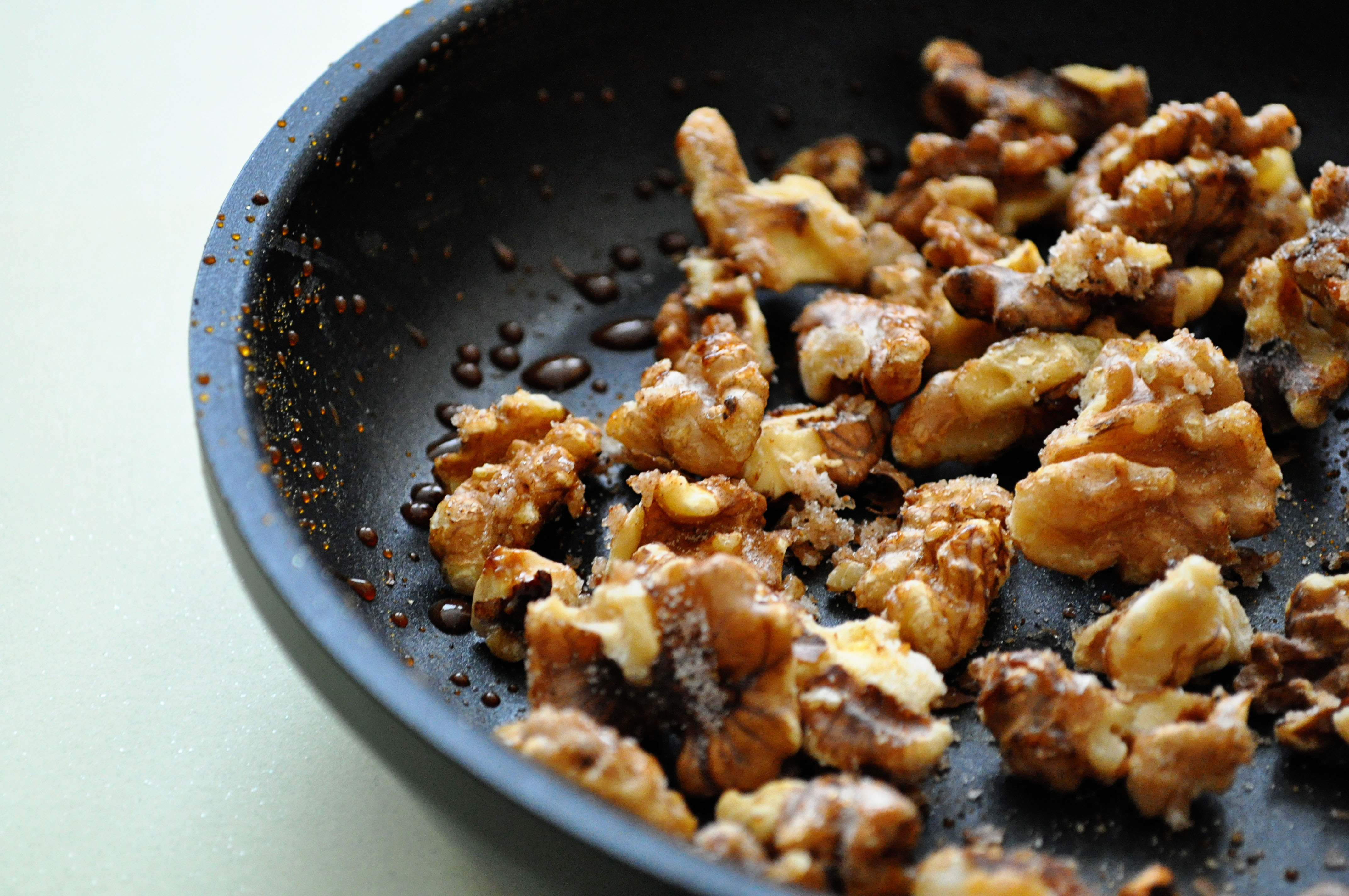 Garam Masala Spiced Candied Walnuts | Tomato Tango
