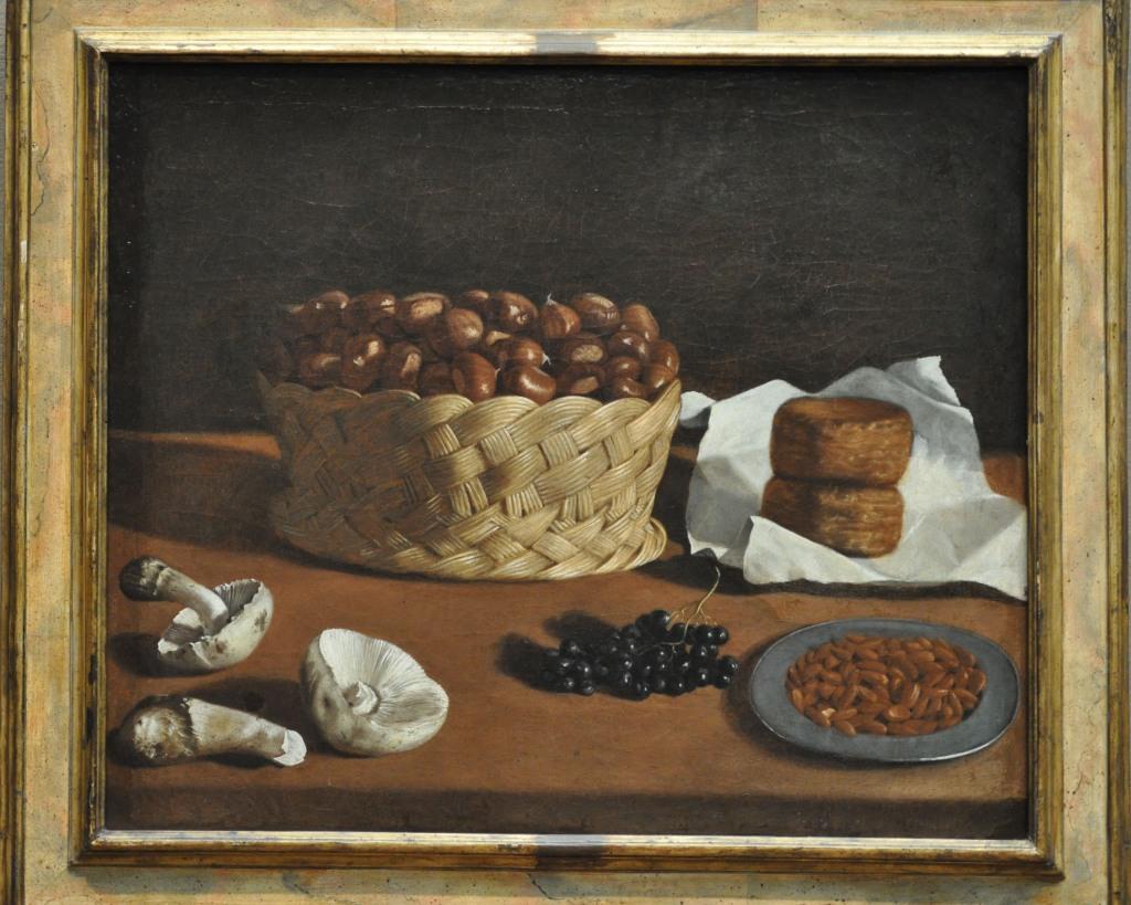 Barbieri Kitchen Still Life 1640