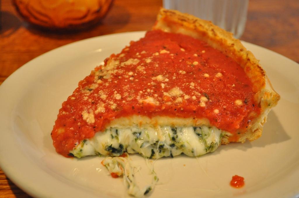 Bacino's Stuffed Pizza