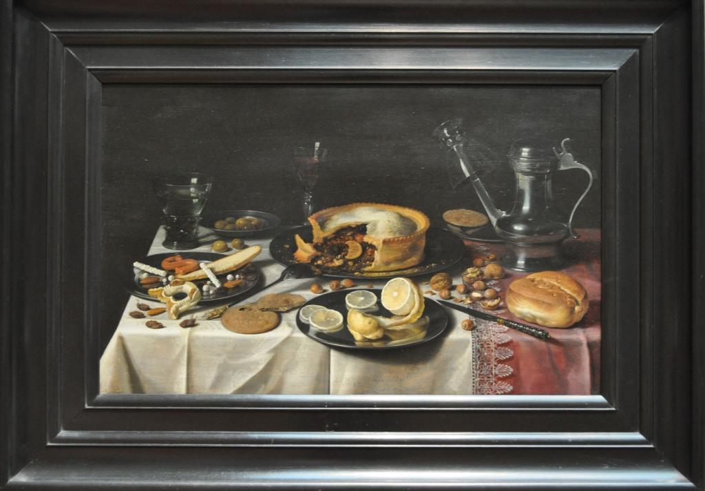 Claesz Still Life 1625