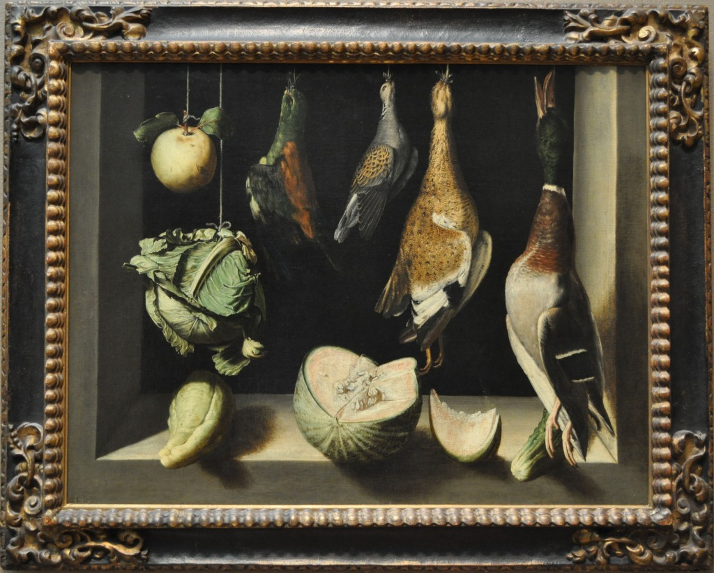 Cotan Still Life with Game Fowl 1602