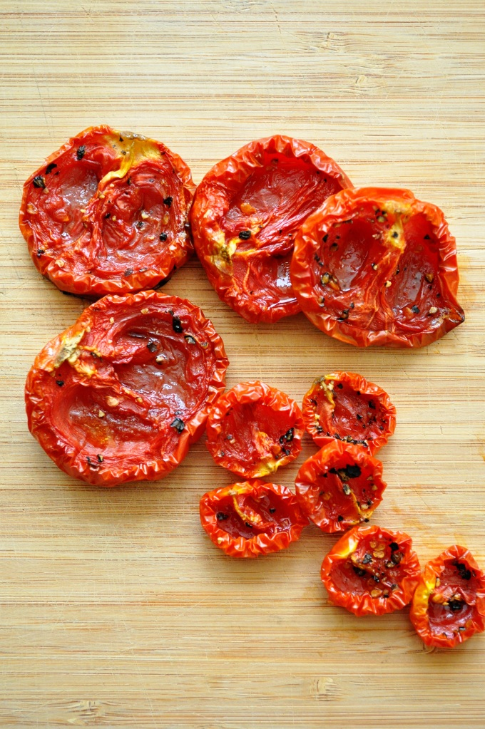 Oven-Dried Tomatoes Recipe — Dishmaps