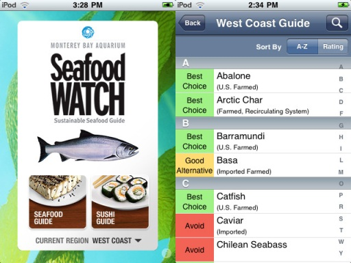 seafood watch double