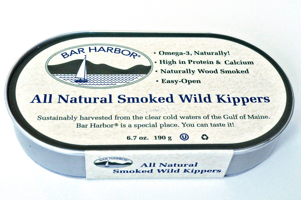 Bar Harbor Smoked Wild Kippers