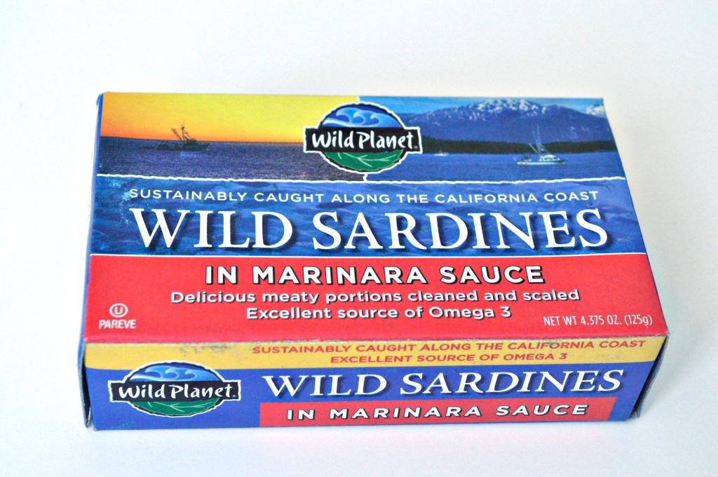 Wild Planet Sardines in marinara