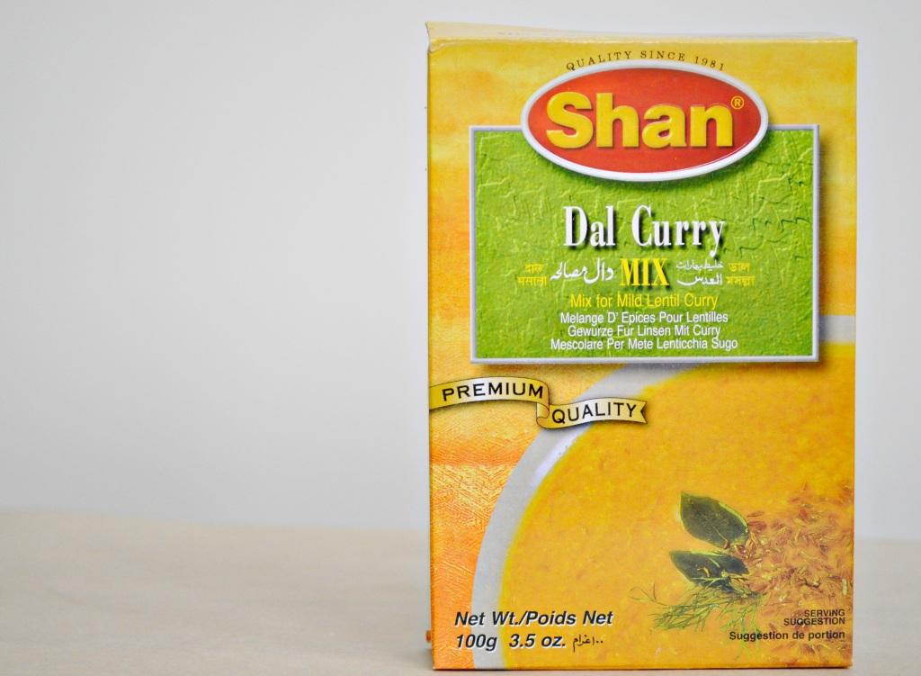 Dal Roti Shan Curry Dal Mix
