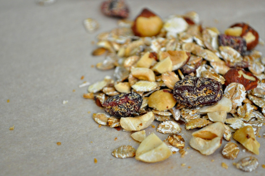 Cherry Hazelnut Muesli 1