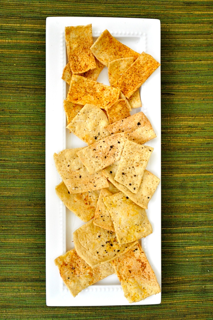 Olive Oil Crackers